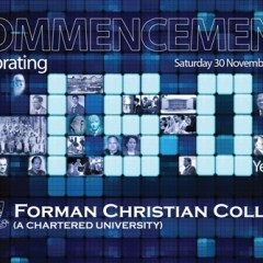 Commencement Kicks Off 150th Anniversary Celebrations