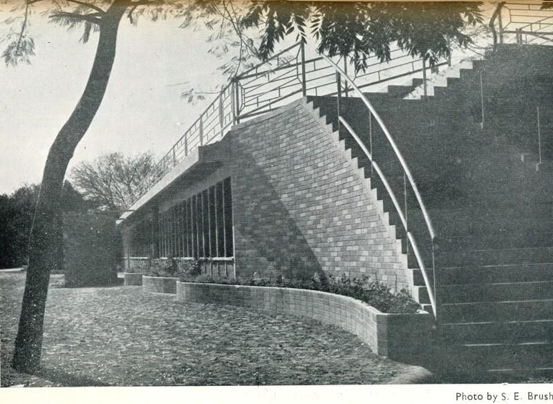 Lucas Centre February 1963