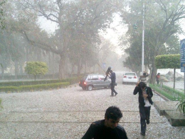 hailstorm web