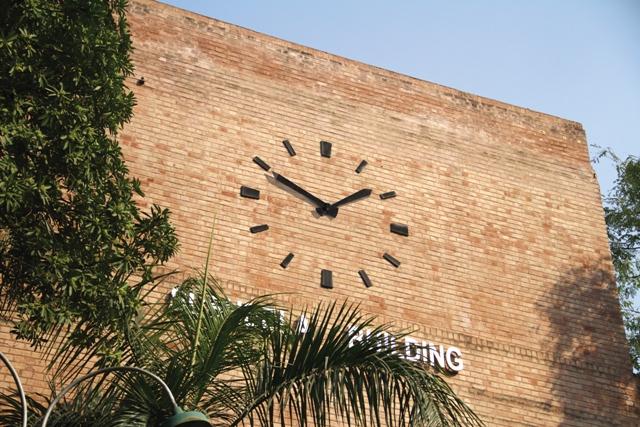 clock web