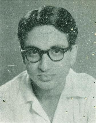 Enver Sajjad, Secretary College Union Society, Editor Folio, Secretary Cricket Club (1953-54), short story writer, poet, actor, debator, artist